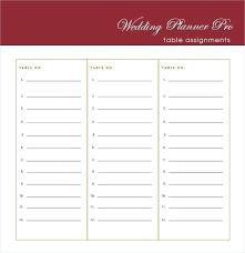 Printable Wedding Guest List Organizer Template For Wedding Guest List Wedding Guest List Template