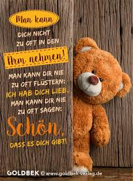 Postkarten Teddy Supersüße Postkarte Schön Dass Es Dich Gibt