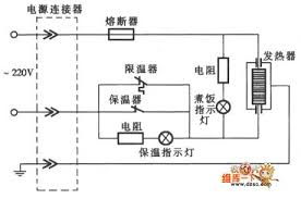 similiar schematic of rice cooker keywords rice cooker schematic diagram schematic diagram of rice cooker