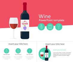 Wine Powerpoint Template Free Wine Powerpoint Template Templateswise Com