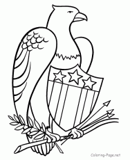 Small Picture American Symbols Coloring Pages Download Free Printable Coloring
