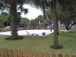 Beach Volleyball Court Dimensions In Feet  My Inspired Media Backyard Beach Volleyball Court