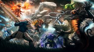photo collection dota 2 game wallpapers