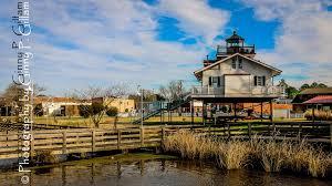Roanoke River Light Replica Of The Roanoke River Lighthouse Roanoke River