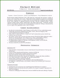 Example Of Functional Resumes Functional Resume Format Example Genuine Functional Resume