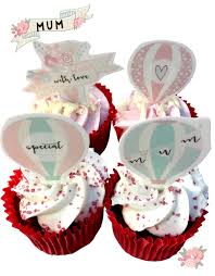 Special Mum Cupcake Toppers Gift Shop Personalised Gift Shop