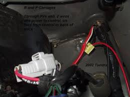 2002 toyota tundra (without tow package 2001 Tundra Tail Light Wiring Diagram Headlight Switch Wiring Diagram