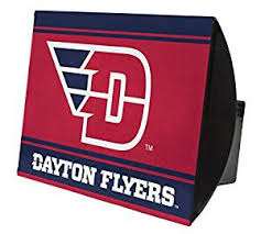 dayton flyers facebook cover amazon com dayton flyers metal trailer hitch cover kitchen dining