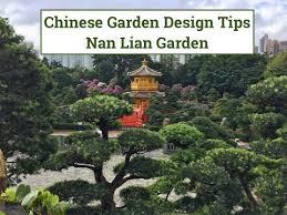 chinese garden design tips you