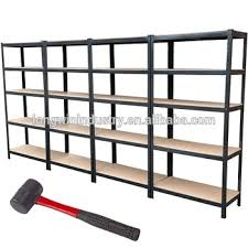 metal storage shelves. heavy duty metal steel rack 5 shelves storage garage home shelving t