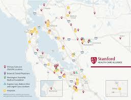Stanford Hospital Organizational Chart Shca