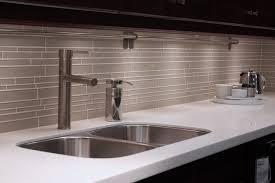 Subway Glass Tiles For Kitchen Random Subway Linear Glass Tile Perfect For A Kitchen Backsplash