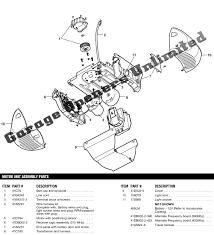 liftmaster 3850