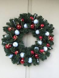 Golf Ball Decorations 100 Great Holiday Decorations Made With Golf Equipment Golf Blog 80
