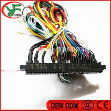 popular jamma harness buy cheap jamma harness lots from china How To Wire A Jamma Harness jamma harness with 5 6 action button wires jamma 28 pin with 5 6 buttons wires how to install a jamma harness