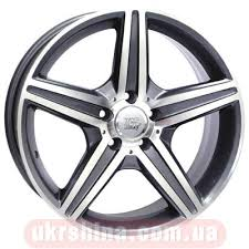 Купить Литые диски <b>WSP Italy</b> Mercedes (W758) <b>AMG Capri</b> New ...