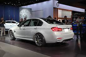 2018 Bmw M3 Specs Release Date Price Details On The New Bmw M3
