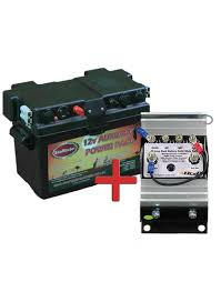 12v power pack solid state switch