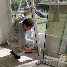 residential sliding glass doors repair door roller replacement