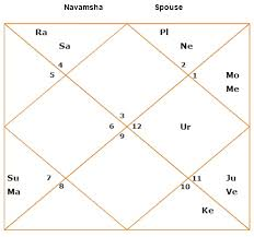 Rahu In 7th House In D9 Chart Astrosaxena