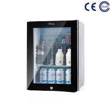 no frost hotel room mini bar fridge