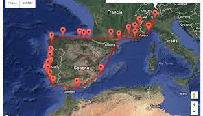 Spagna e Portogallo in camper