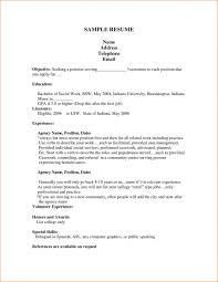 Resume Samples Doc Format Download For Freshers Sample Cv Template