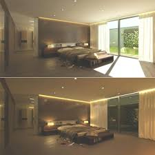 Ideen Indirekte Beleuchtung Schlafzimmer Lidl Bettwäsche Biber