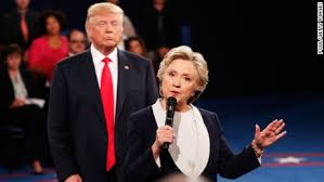 Image result for clinton/trump debate
