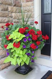 Ideas For Flower Planters 25 Beautiful Flower Planters Ideas On Pinterest  Outdoor Flower