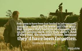 The Best Lord Of The Rings Quotes Thatll Give You Hope