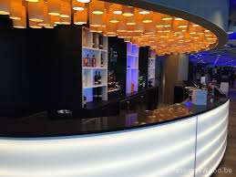 bright special lighting honor dlm. many small tubes wooden lights on ceiling of a lounge bar ghelamco arena ghent bright special lighting honor dlm s