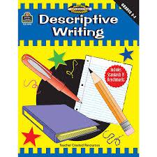 descriptive writing grades meeting writing standards series tcr2991 descriptive writing grades 3 5 meeting writing standards series image