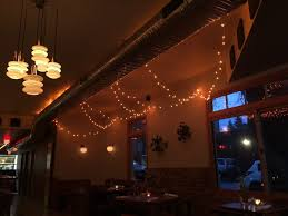 subdued lighting. Photo Of Epif - Portland, OR, United States. Dining Room With Subdued Lighting I