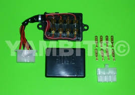 xj900 fusebox repair kit fuh008 fuse boxes fuses electrics xj900 fusebox repair kit