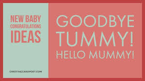 New Baby Congratulations Messages And Greetings