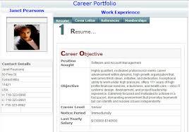 Resume Builder Free Online Professional Resume Profile Visit