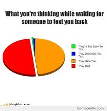 Waiting for texting back by ben - Meme Center via Relatably.com