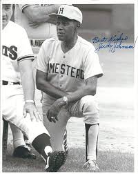 Autographed Hof'R Judy Johnson 8x10 Homestead Grays Photo JSA at Amazon's  Sports Collectibles Store