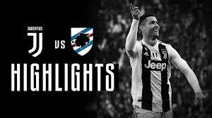 HIGHLIGHTS: Juventus vs Sampdoria - 2-1
