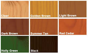 Rest Express Product Colour Charts
