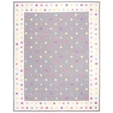 polka dot area rug medium size of nursery carpet with dots rugs home