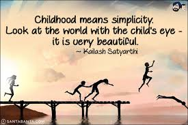 Childhood Quotes Enchanting Childhood Quotes