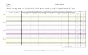 Employee Training Matrix Template Excel It Skill Set Matrix Template