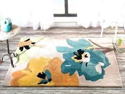 teal and yellow area rug teal and yellow area rug large quality contemporary flower design turquoise