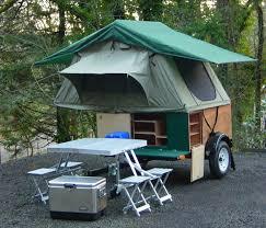 compact camping trailer diy compact camping concepts