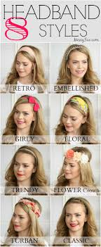 Headband Hair Style 25 best headband hairstyles ideas headband updo 2825 by wearticles.com