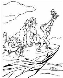 Disegni Da Colorare Il Re Leone