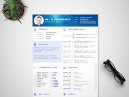 free cv template download with photo cv template sketch freebie download free resource for sketch