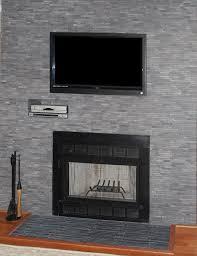Incredible Decoration Fireplace Wall Tile Inspiring Design Fireplace Images